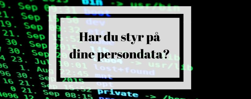 Persondata